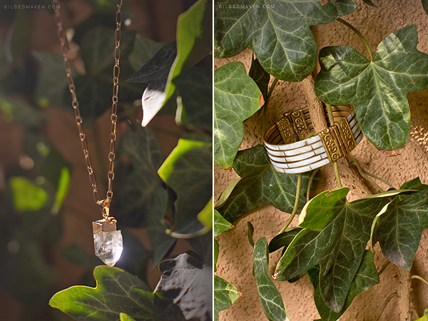 Obsessed with these boho accessories on GildedMaven.com!