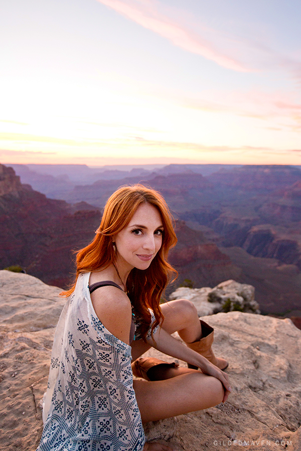 #BUCKETLIST - Grand Canyon Style on gildedmaven.com