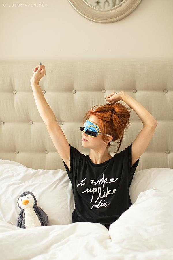 """MUST HAVE!!! """"I WOKE UP LIKE DIS"""" Top from 2Nostalgik on gildedmaven.com #beyonce"""