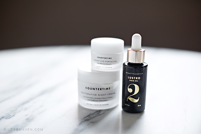 Beautycounter! Chemical free beauty products! gildedmaven.com
