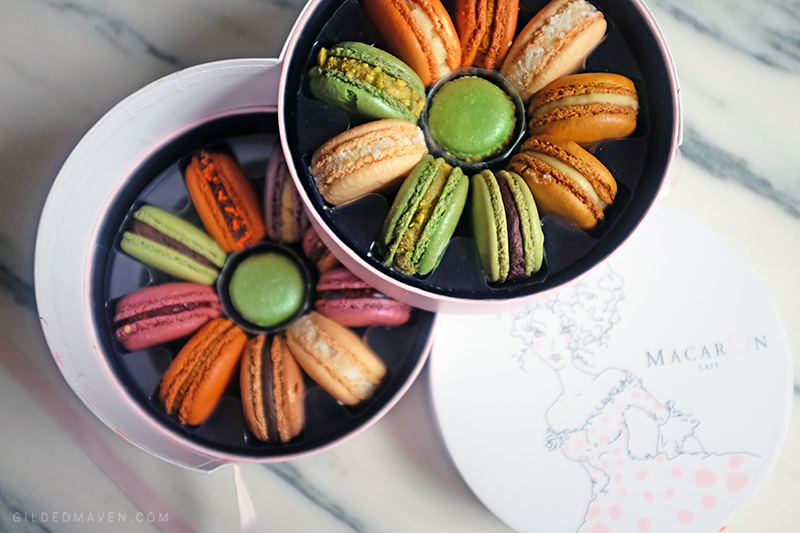 OMG! FRENCH MACARONS from NYC, DELIVERED to your HOUSE!