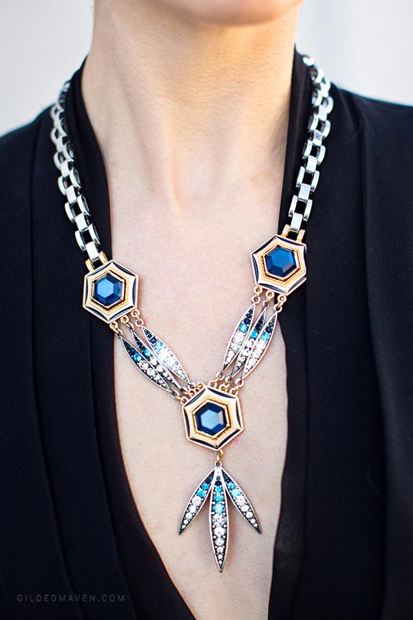 Luna Flora Necklace
