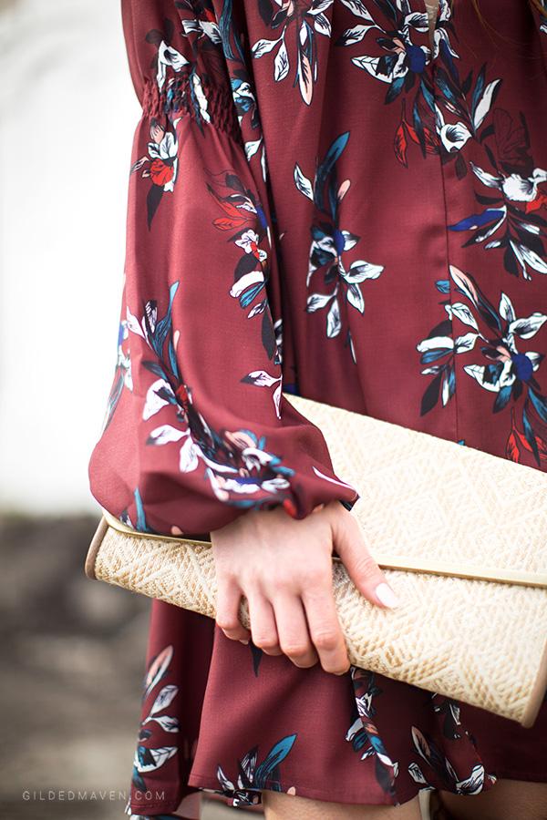 Winter Florals - gildedmaven.com
