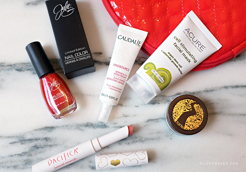 IPSY 'GLAM BAG' REVIEW